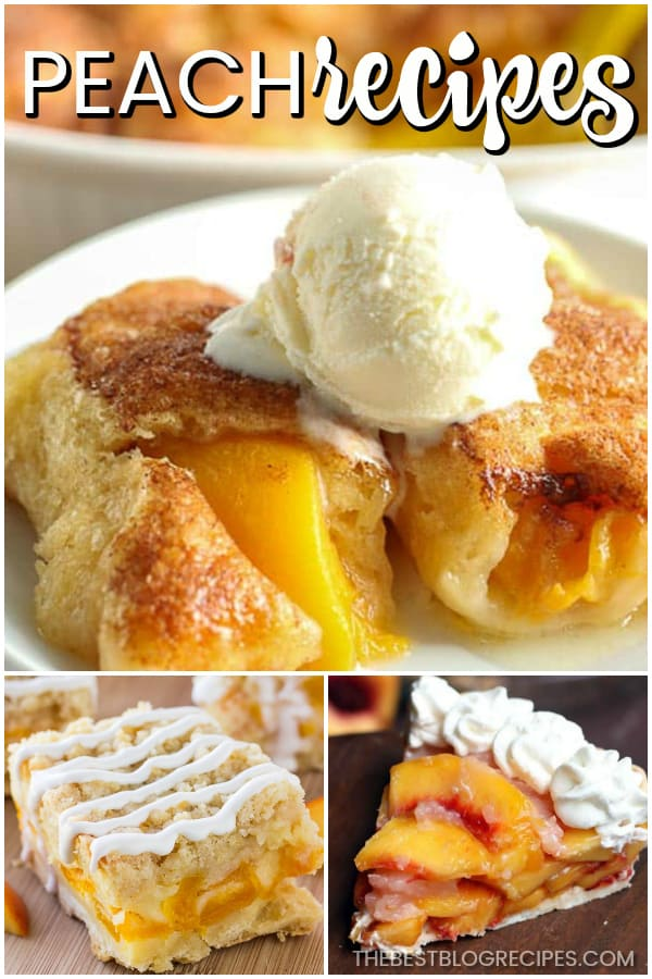 There is something about Old Fashioned Peach Recipes that will remind you of home. Nothing is quite like these comfort food recipes.