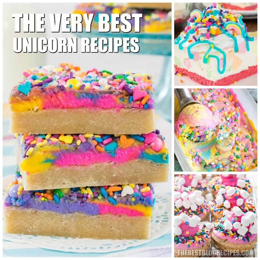 The Best Unicorn Recipes