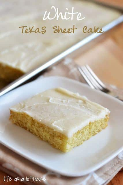 The Best Sheet Cake Recipes The Best Blog Recipes
