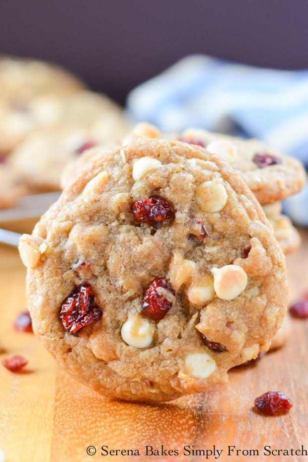 Oatmeal Cookies With Nuts And Chocolate Chips
