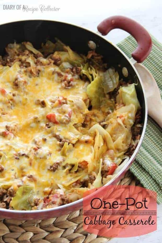One Pot Cabbage Casserole The Best Blog Post