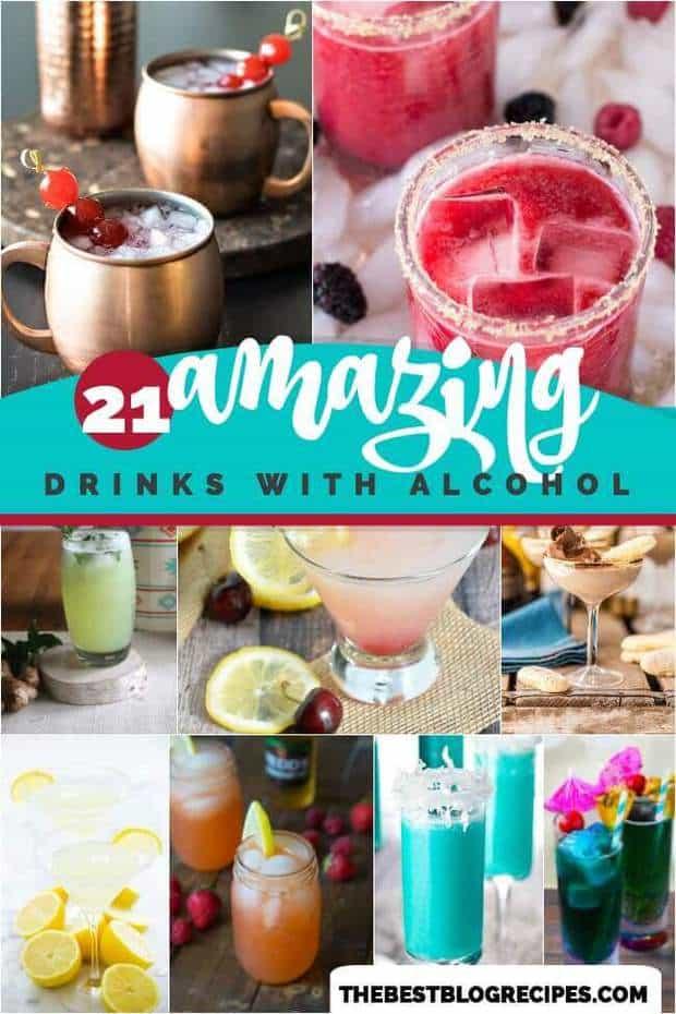 MAIN 21 alcoholic drinks