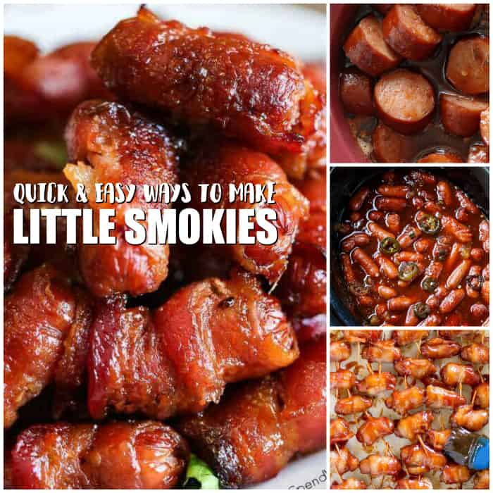 Quick and Easy Ways to make little smokies