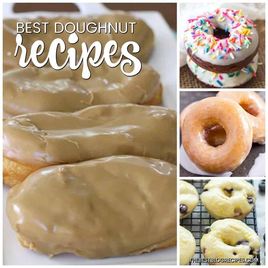 The Best Doughnut Recipes