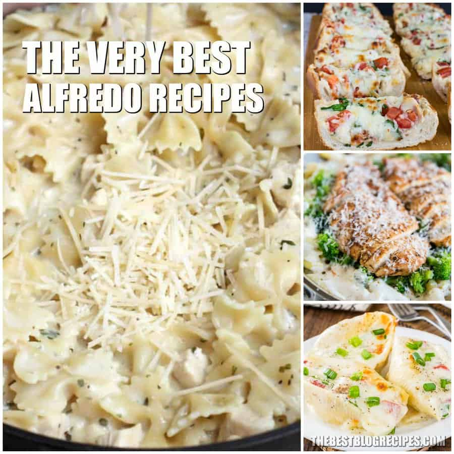 The Best Alfredo Recipes