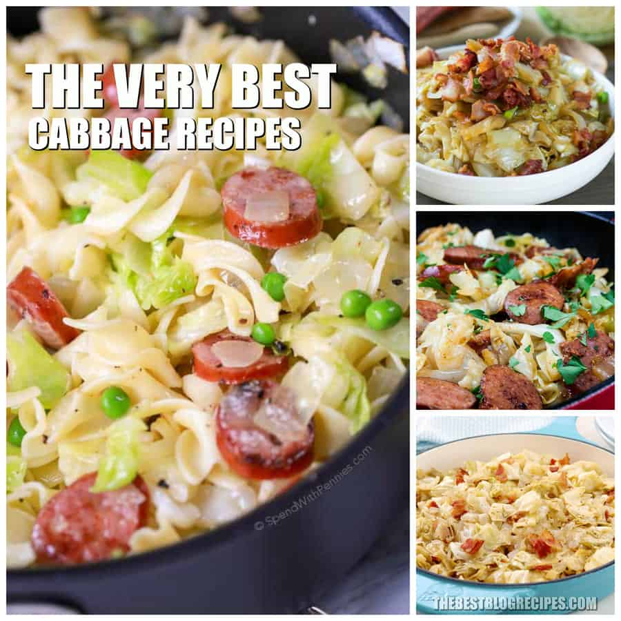 The Best Cabbage Recipes