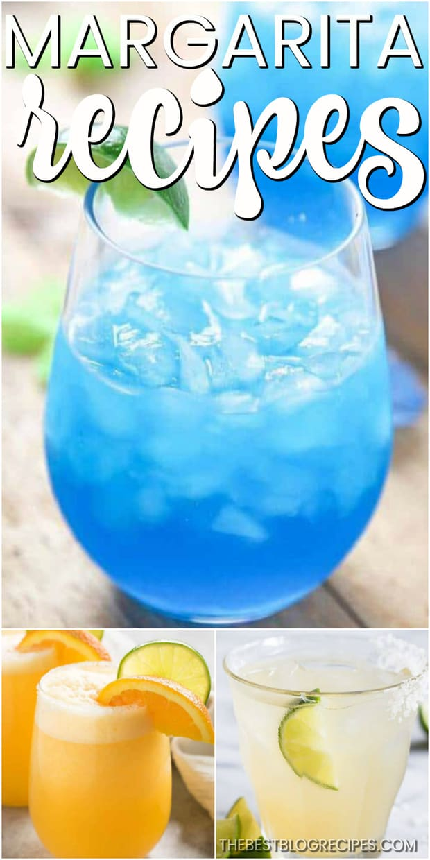 The Best Margarita Recipes are exactly what you and your friends need to cool off this Summer. The delicious flavors will have you completely in love!