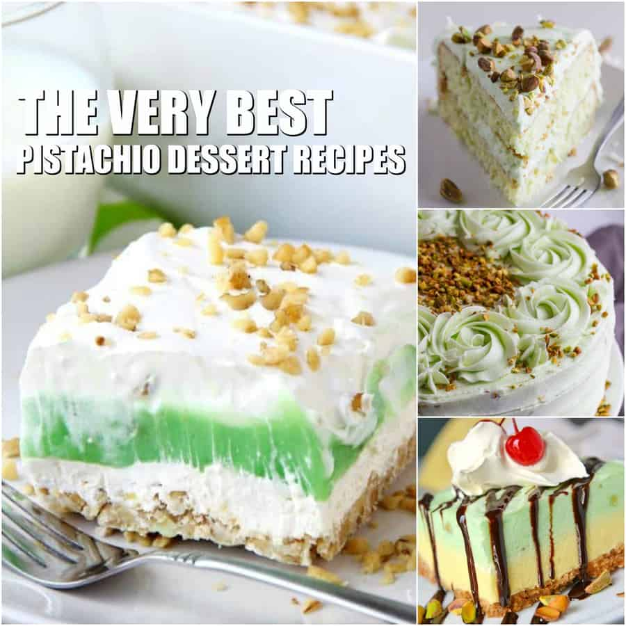 You need to try the Best Pistachio Dessert Recipes immediately. You will be blown away by how incredibly tasty and sweet these treats are.