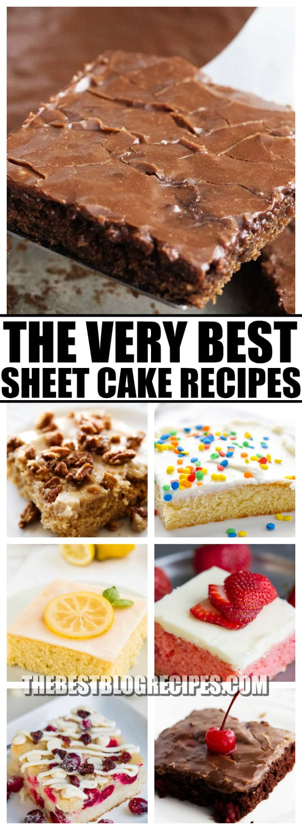 The Best Sheet Cake Recipes