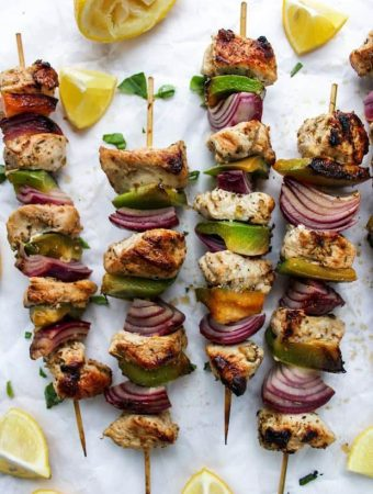 Easy Chicken Skewer Recipes