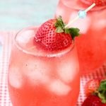 STRAWBERRY WINE PUNCH -- Part of The Best Punch Recipes