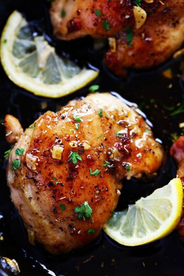 Grilled Chicken Breast Recipes Skillet