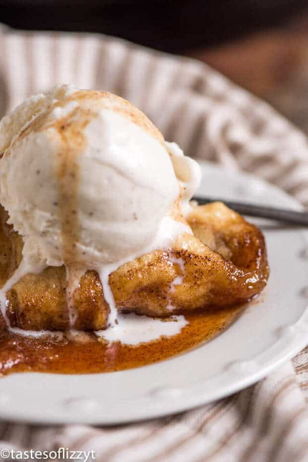 INSTANT POT APPLE DUMPLINGS -- part of 19 MUST MAKE APPLE RECIPES FOR FALL