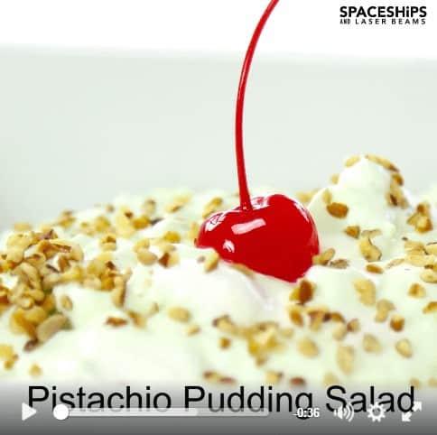 Pistachio Cool Whip Salad VIDEO