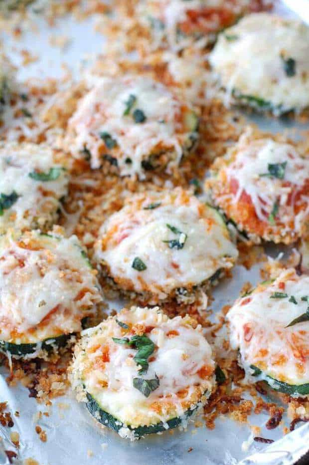 Zucchini Parmesan - The Best Blog Recipes
