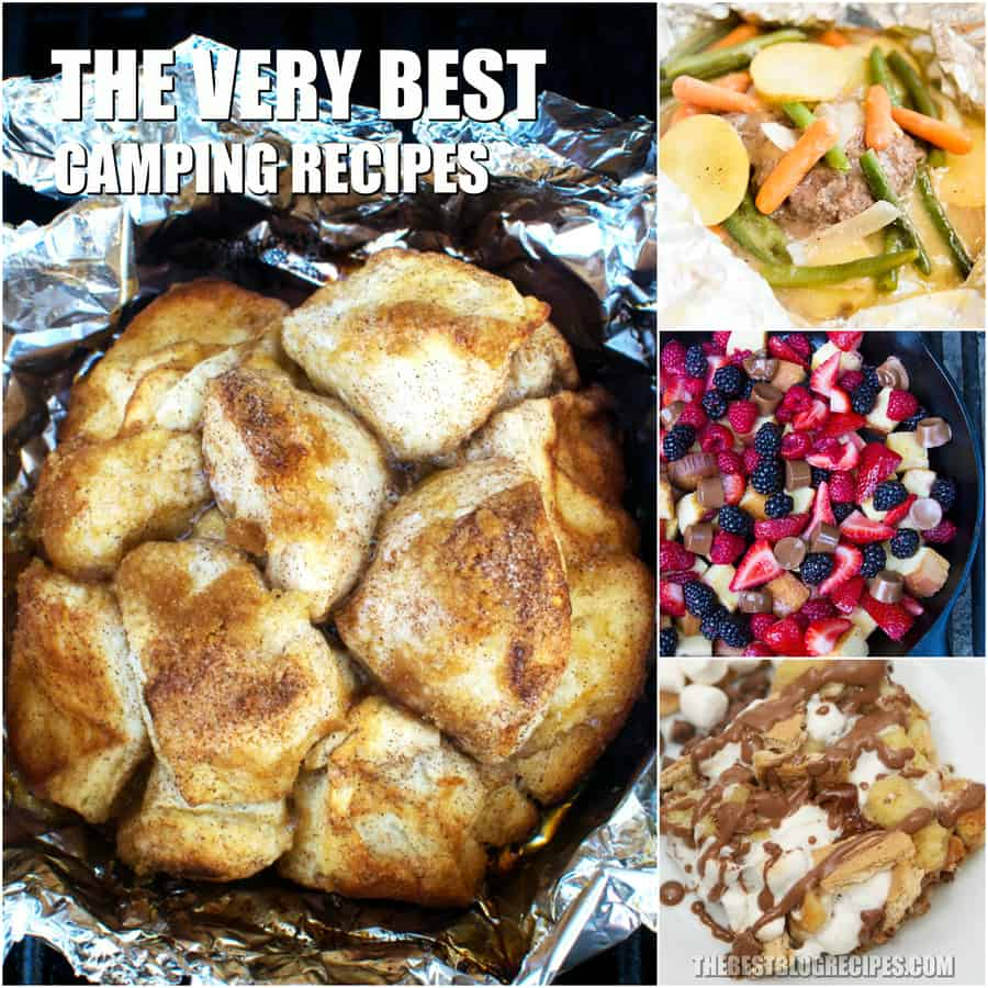 Easy Camping Recipes: 17 Awesome Camping Recipes