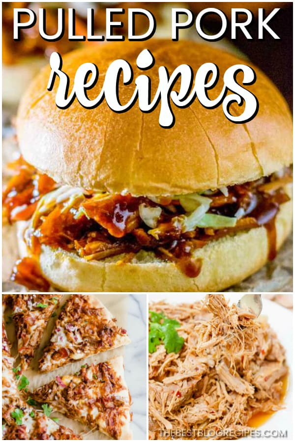 Easy Pulled Pork Recipes are exactly what your recipe book has been missing. One bite of any of these recipes and you will not be able to stop!
