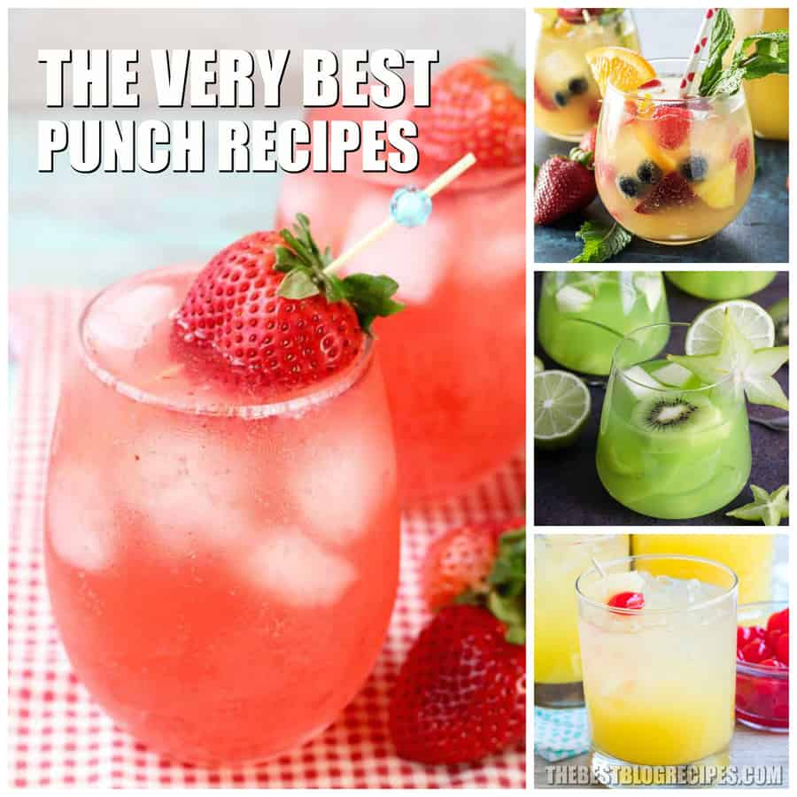 The Best Punch Recipes