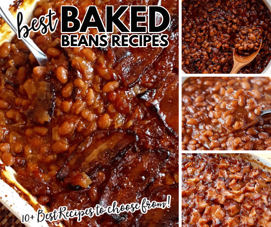 Made with bacon and barbecue sauce, you really can't go wrong with these recipes!