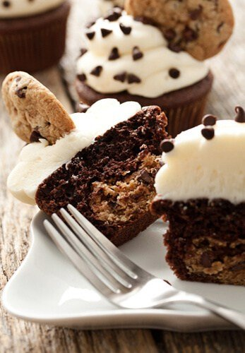 Not only are these scrumptious, they are also adorable!