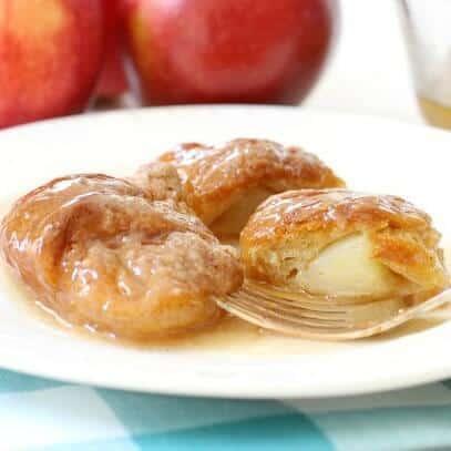 Country Apple Dumplings - The Best Blog Recipes