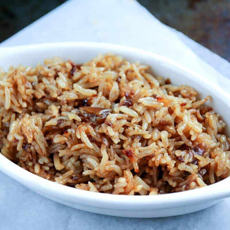 Stick of butter rice the best blog recipes for Rice side dishes for fish