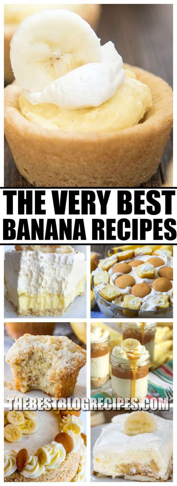 The Best Banana Recipes