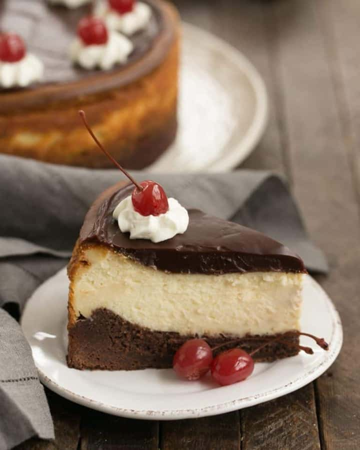 This Hot Fudge Brownie Cheesecake is a perfect special occasion dessert. Each layer alone is incredibly delicious, but all together, they form an exquisite grand finale for your meal. Nothing beats a marvelous homemade cheesecake
