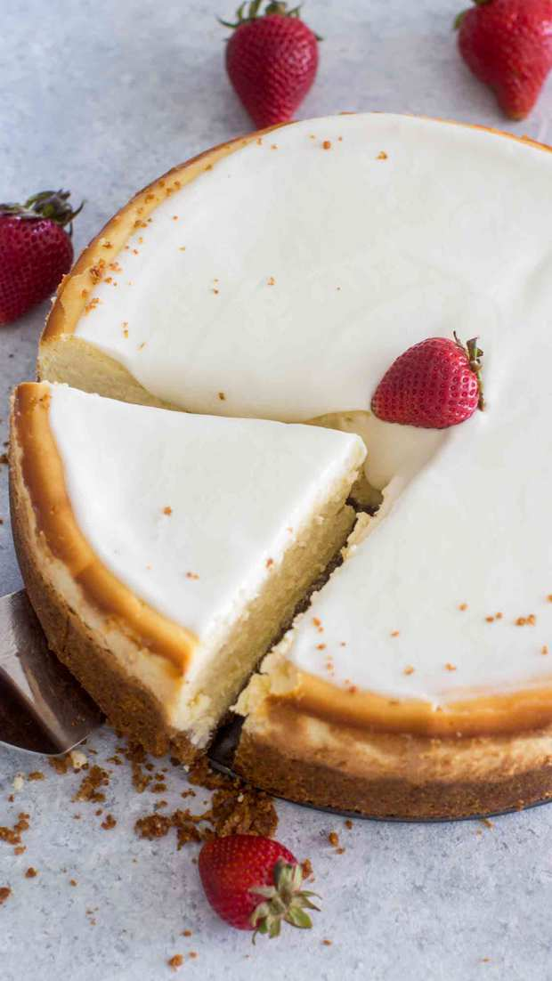 Cheesecake Factory Cheesecake Recipe