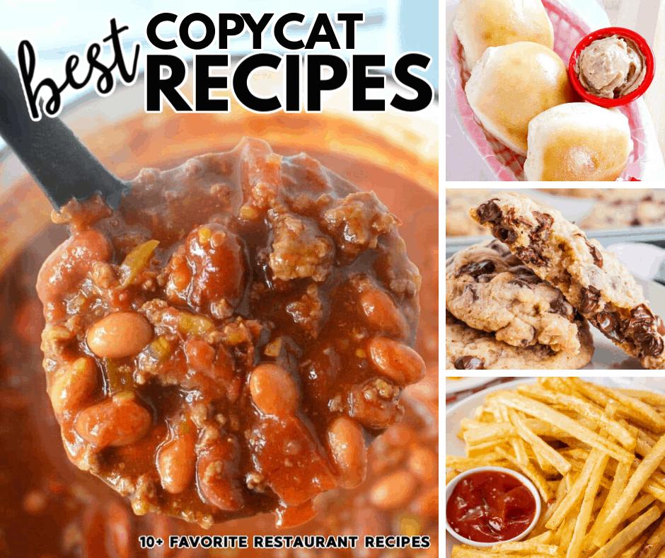 Favorite Copycat Recipes