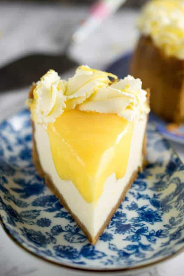 Lemon And Ginger Cake Recipe
