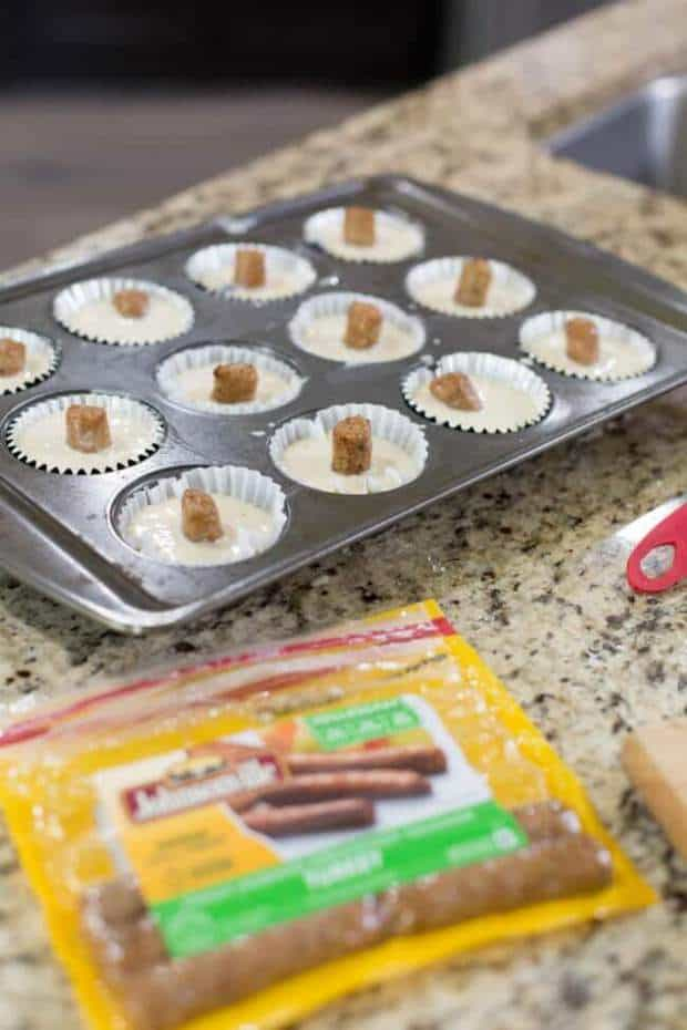 Johnsonville Pancake Muffins