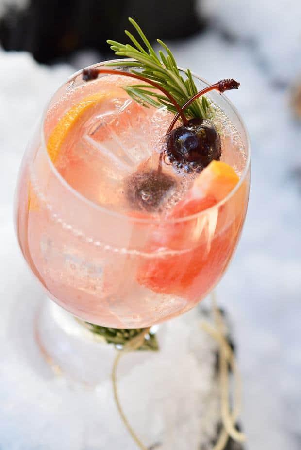 Grapefruit Vodka Cocktail -- Part of the Best Alcoholic Drinks