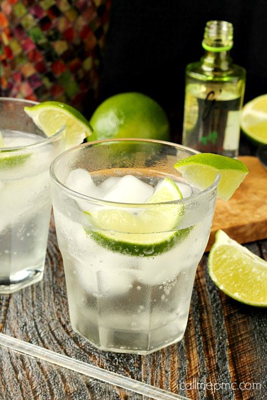 Gin Mojito -- Part of the Best Alcoholic Drinks