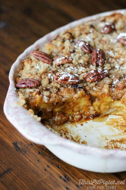 Pumpkin French Toast Bake - The Best Blog Recipes