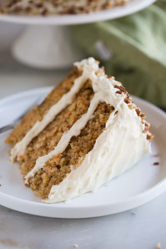 Carrot Cake Cream Cheese Frosting Bbc Good Food