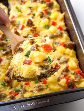 Cheesy Breakfast Recipes