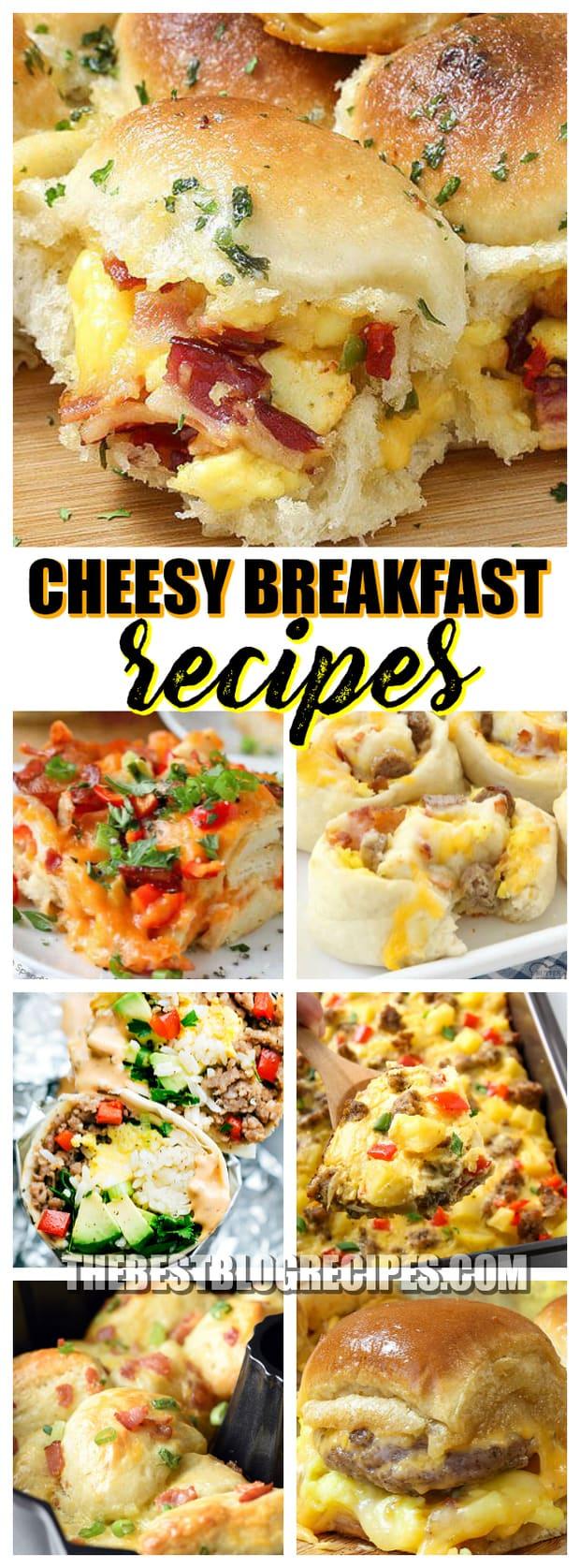 Cheesy Breakfast Recipes PERFECT for Saturday Mornings