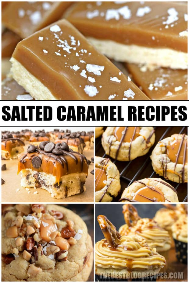 The Best Salted Caramel Recipes