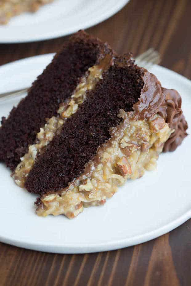 Vegetarian German Chocolate Cake Recipes