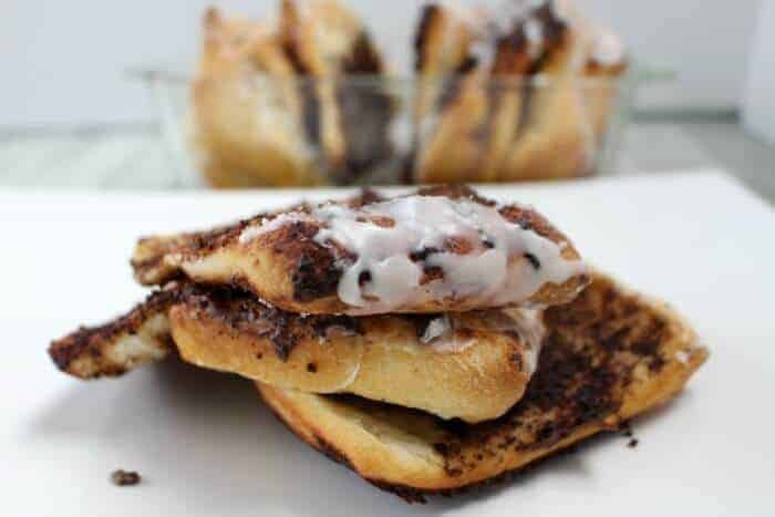 This Cinnamon Nutella Pull Apart Bread melts in your mouth. It is a very easy dessert to make that will be your new go-to recipe.