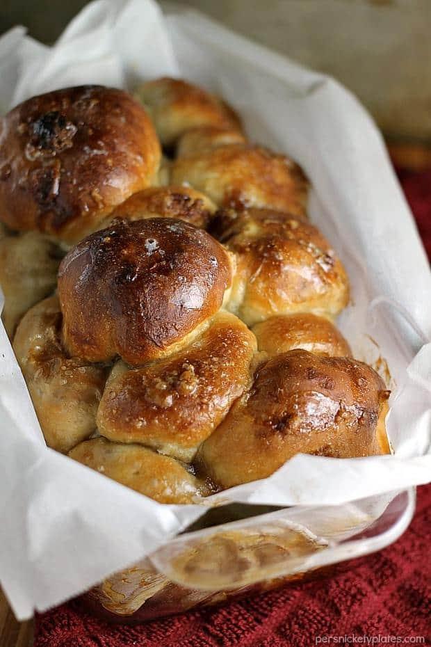 Monkey Bread Recipe Easy Cinnamon Rolls