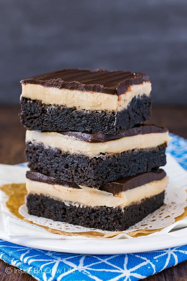 Coffee Cream Brownies -- part of Easy Brownie Recipes for Every Occasion