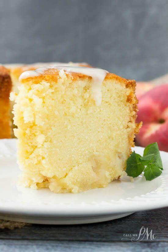 Gluten Free Healthier Ound Cake