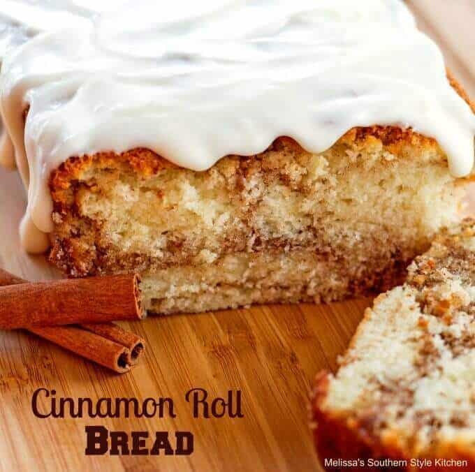 Cinnamon Roll Bread - The Best Blog Recipes