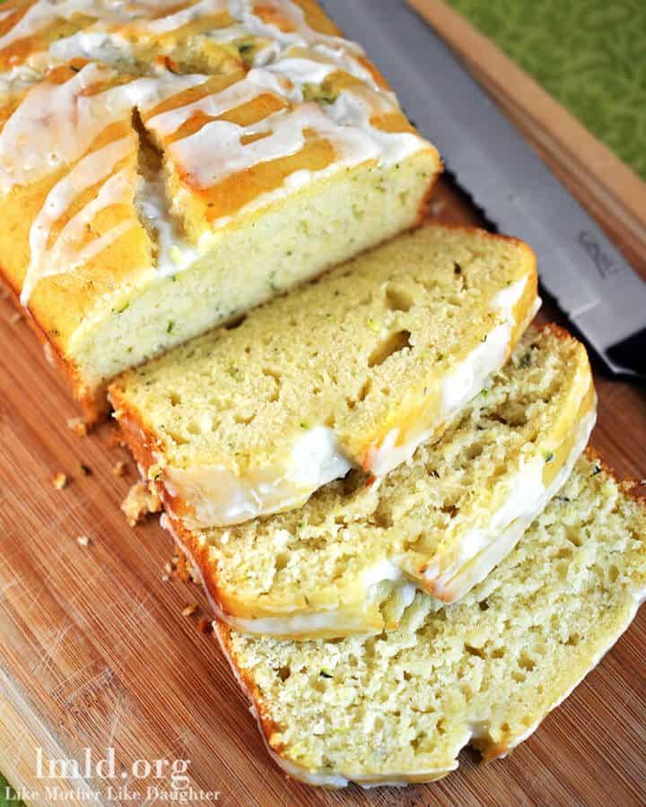 lemon zucchini bread  the best blog recipes