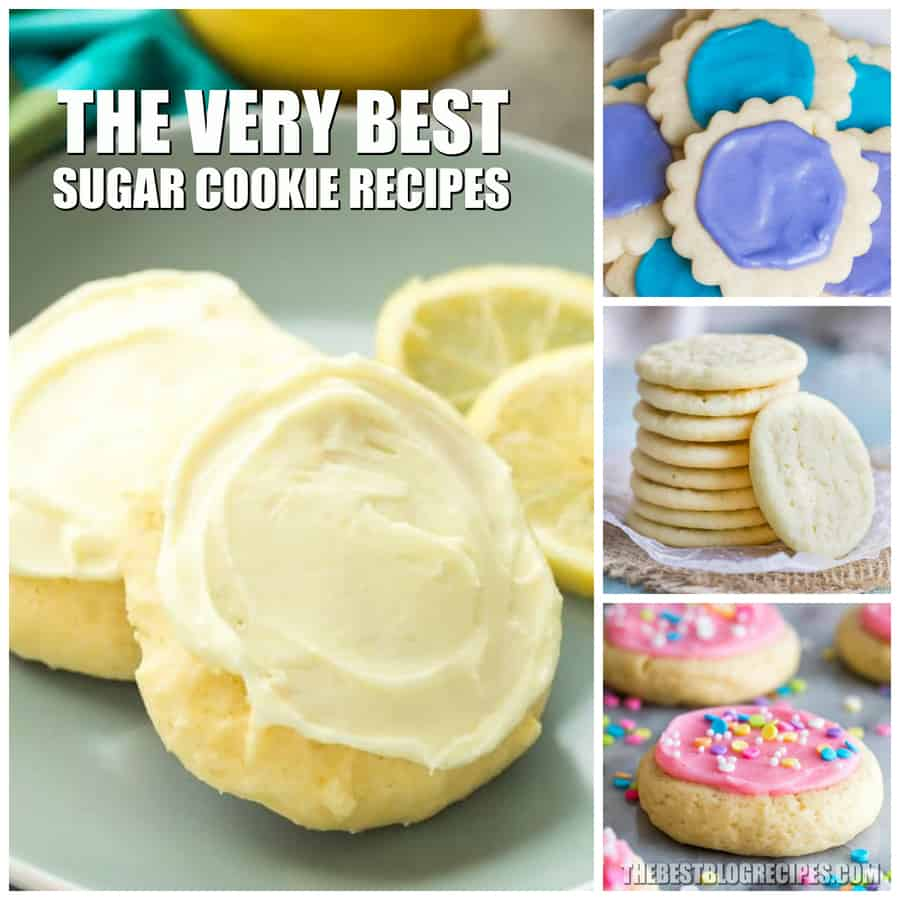 The Best Sugar Cookie Recipes