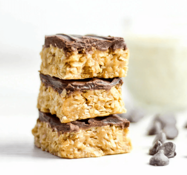 No Bake Chocolate Peanut Butter Coconut Bars--Part of The Best Dessert Bars