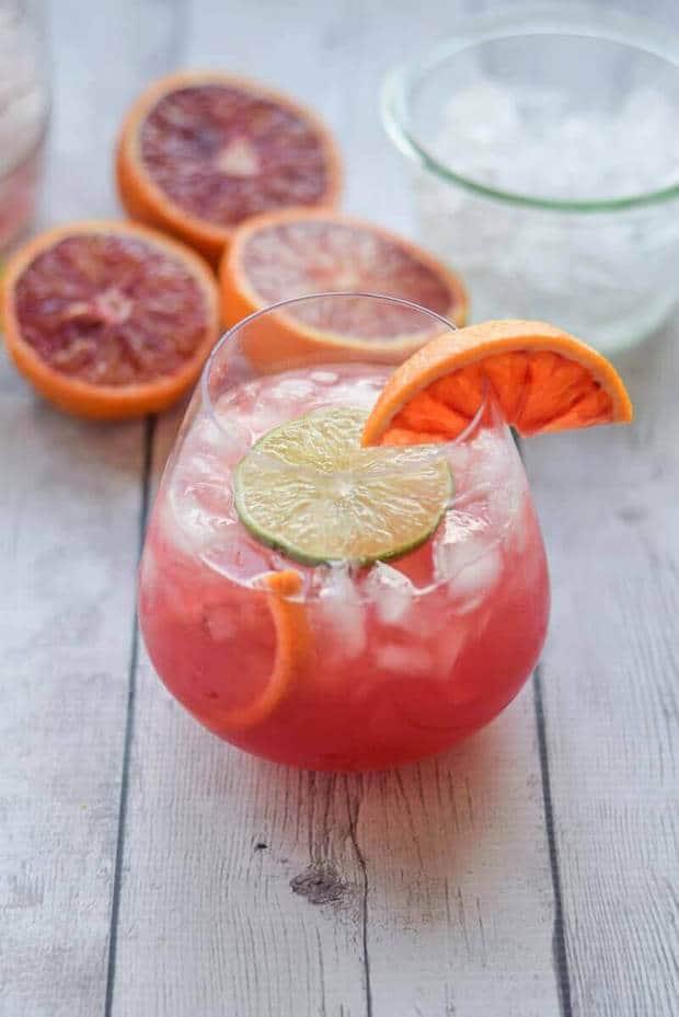 easy citrus cocktail recipes