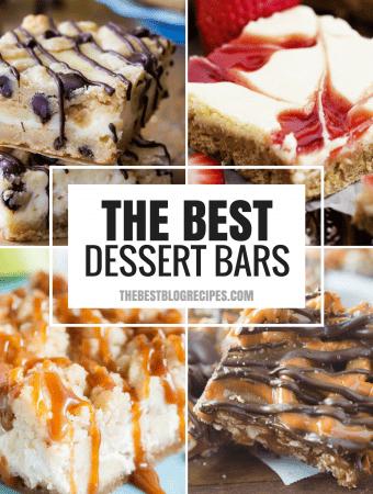 The Best Dessert Bar Recipes